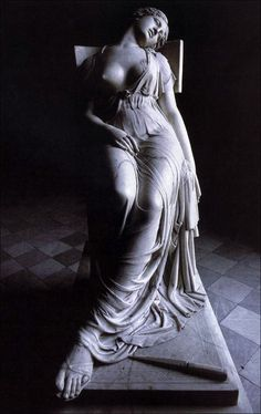 Damián Campeny Y Estany (1771-1855) - Dying Lucretia, 1834