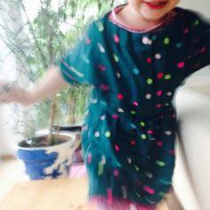 haiku kleinformat aus nani iro stoff Short Sleeve Dresses, Dresses With Sleeves, Haiku, Japan, Sewing, Fashion, Moda, Dressmaking, Sleeve Dresses