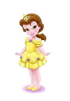 Princesas baby - Minus