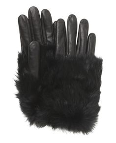 Fur and leather...Protection for winter...