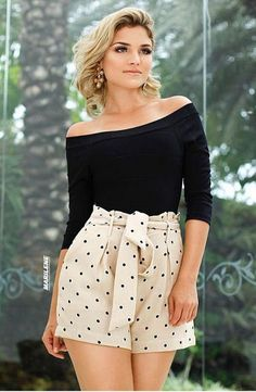 Classy Outfits, Chic Outfits, Fashion Outfits, Short Outfits, Summer Outfits, Pants For Women, Clothes For Women, Chor, Classy Women