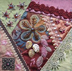 Frontcover for the Pearls and Laces DYB. | Flickr - Photo Sharing!