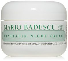 Mario Badescu Revitalin Night Cream, 1 oz. >>> For more information, visit image link. (This is an Amazon affiliate link)