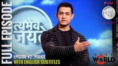 Satyamev Jayate Season 2 | FULL Episode # 2 | Police - Subtitled