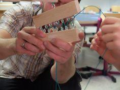 DIY-Experimentierwerkstatt II zum Bau eines Superflaschenzuges im Krokoseum