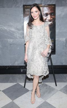 Georgina Chapman in Marchesa. I wonder if it is available to the public...