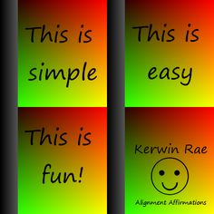 Just say, this is simple, this is easy this is fun :-) Kerwin Rae :-) Created by Alignment Affirmations Top Iphone Wallpapers, Travel Map Pins, Travel Wallpaper, Adventure Quotes, Diy Paper, Travel Quotes, Positive Vibes, Best Quotes, Affirmations