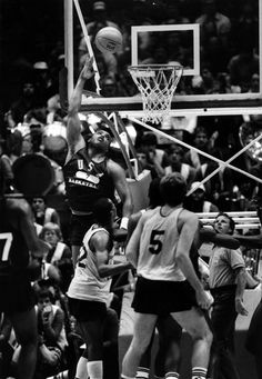 Charles Barkley during the 1984 U.S. Olympic Team Trials.