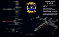 X-wing ortho - Updated by unusualsuspex