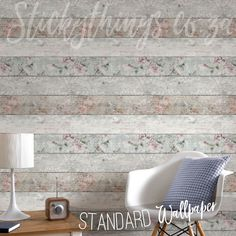 This Distressed Wood Wallpaper is a beautiful pastel Floral Wood Panels Wallpaper. Free courier delivery in South Africa plus free wallpapering tool. Wallpapering Tools, Standard Wallpaper, Wood Wallpaper, Pastel Floral, How To Distress Wood, Reading Nook, Wood Paneling, Distressed Wood, South Africa