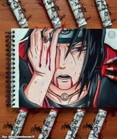 Otaku Anime, Anime Naruto, Naruto Shippuden Sasuke, Itachi, Manga Anime, Madara Wallpaper, Wallpaper Naruto Shippuden, Naruto Sketch, Anime Sketch