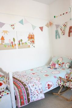 if i had a little girl, this would be her room by cristina