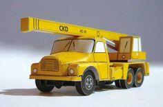 Tatra 148 AD 20 Free Vehicle Paper Model Download