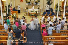 St Mary's - John and Bernadette McCall, Senses at Play Photography, www.sensesatplay.com - Key West