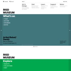 Notes Design, Ui Design, Whats Today, Design Museum, Workshop, Website, Learning, Atelier, Work Shop Garage