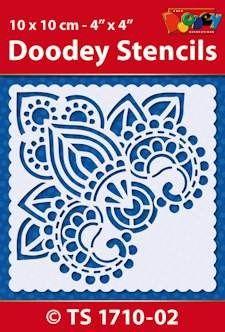 Doodey - Doodey Stencils - Oosters patroon