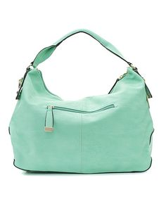 Minty Perfection Hobo Bag #mint