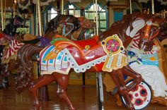 PTC #45 Historic Carousel | Flickr