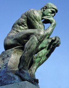 El pensador-Rodin