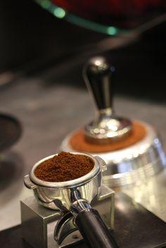 Koffie tampen @ Ezprezzo
