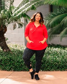 Looking Casual in LIVI Activewear by Lane Bryant | Estrella Fashion Report Plus Size Activewear, Lane Bryant, Active Wear, Casual, Fashion, Moda, Fashion Styles, Fashion Illustrations, Gym Wear