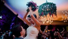 Juego del ramo que nunca debe faltar en un casamiento  Ver más en:  http://www.webcasamiento.com/juegos-de-boda/
