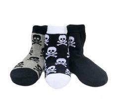 Born To Love Baby Boy's Organic Cotton Skull Sock Set-Multi-0-12Months Born to Love,http://www.amazon.com/dp/B00CHA4DEK/ref=cm_sw_r_pi_dp_n4lgtb14JWDDG04M
