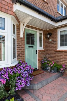 Come Home to Redrow #frontdoors #Redrow #Homes