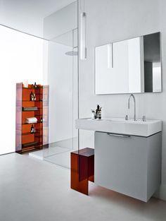 kartell by LAUFEN: saphirkeramik bathroom technologies