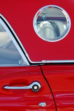 1957 Ford Thunderbird Photograph by Jill Reger -