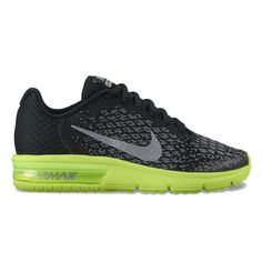 huge discount c59a7 2c94b Nike Air Max Sequent 2 Grade School Boys  Sneakers