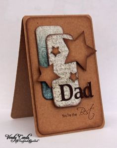 Male card made using Cut Mat Create dies and Celebrate the journey papers from Heartfelt Creations. Made by Liz Walker.