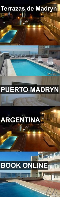 Hotel Terrazas de Madryn in Puerto Madryn, Argentina. For more information, photos, reviews and best prices please follow the link. #Argentina #PuertoMadryn #travel #vacation #hotel