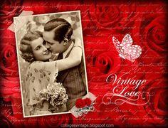 retro vintage bakgrund par