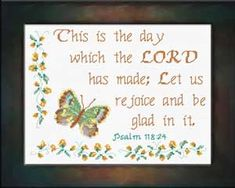 Madelyn - Name Blessings Personalized Cross Stitch Design from Joyful Expressions Crewel Embroidery, Embroidery Designs, Butterfly Embroidery, Cross Stitch Designs, Cross Stitch Patterns, Top Baby Girl Names, Baby Names, Rejoice And Be Glad, Seed Stitch