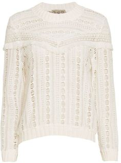 Pin for Later: The 1 Item You'll Be So Glad You Added to Your Summer Wardrobe  Intermix Sea Striped Gauze Sweater ($345)