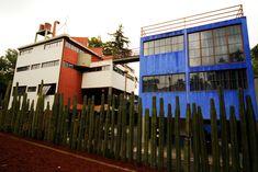 Galería de Clásicos de Arquitectura: Museo Casa Estudio Diego Rivera y Frida Kahlo / Juan O´Gorman - 21