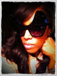 June Ambrose's photo: #MaverickMonday! Celeb #StyleStalking what celeb was scene wearing these meows frames this weekend? #StyleByJune