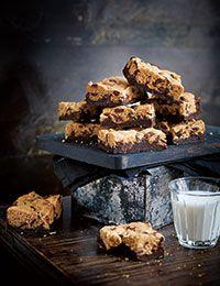 Baka höstens energiboost: Brownies + cookies = sant // Skanska Nya Hem // Roy Fares