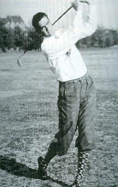 "Howard Hughes | Hughes, a ""scratch"" golfer"