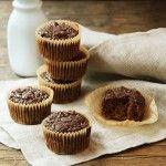 Banana Dark Chocolate Muffins