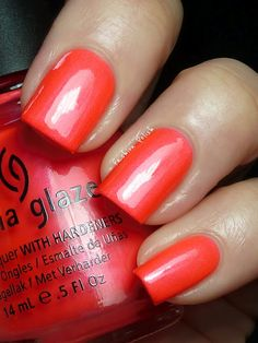 china glaze surfin' for boys neon