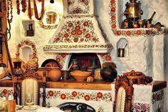 Украинская хата.