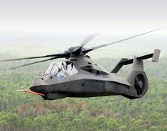 Attack Helicopter | RAH-66 Comanche Light Attack Helicopter