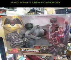 Air Hogs Batman vs. Superman RC Batmobile NEW #drone #racing #batman #hogs #parts #plans #air #fpv #batmobile #kit #tech #vs. #products #shopping #superman #camera #technology #gadgets