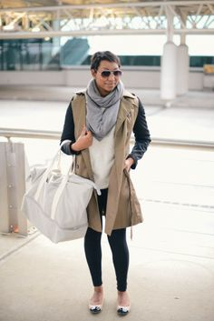 Fashion Essentials: The Weekender Bag | The Everygirl // the weekend look // Photography and Styling by Darlene Campos and Louisa Wells // #fashion // Lo and Sons