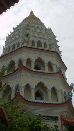 Kek Lok Si Temple-Penang, Malaysia.