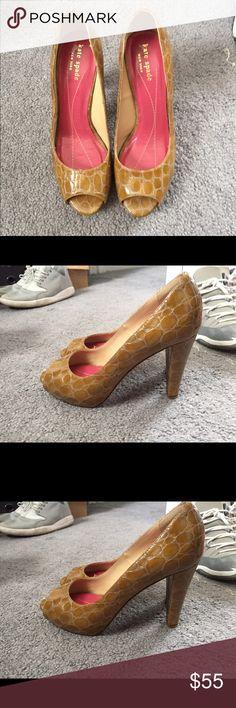 Kate spade heels Vintage Kate spade heels kate spade Shoes Heels