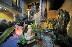 A Century of Catalan Sculpture Temporary Exhibition by European Museum of Modern Art , via Behance