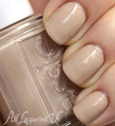 Essie - Cocktails and Coconuts --Resort 2014 Nail Polish
